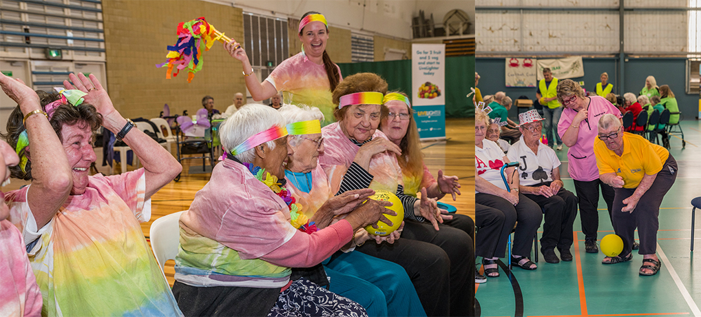 LiveLighter Aged Care Games