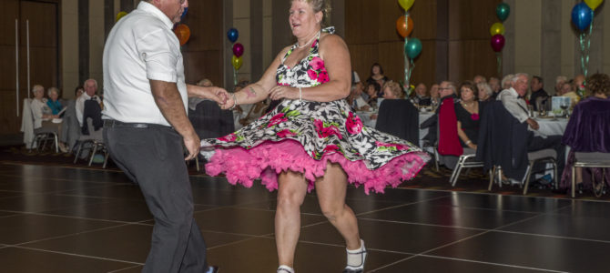 "SRCWA RCWA Annual Seniors Ball 2018 ""Enchanted Garden Ball"""