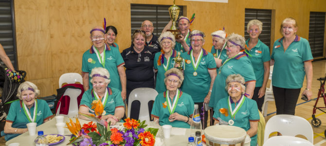 2018 SRCWA LiveLighter Aged Care Games Peel
