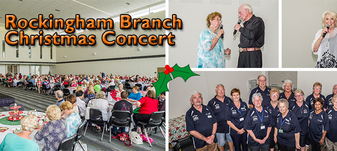 SRCWA Rockingham Branch Christmas Concert