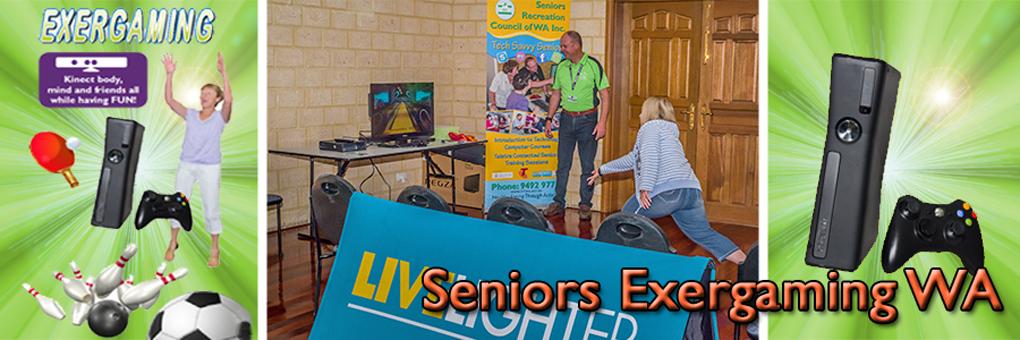 Seniors Exergaming