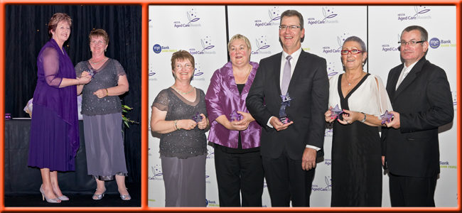 HESTA's Aged Care Industry Awards!