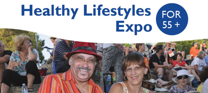 Healthy Lifestyles Expo for 55+