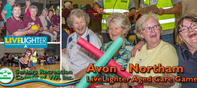 SRCWA Avon -Northam Live Lighter Aged Care Games