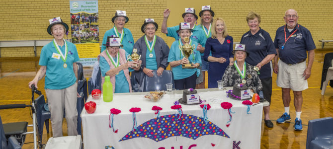 SRCWA Bunbury LiveLighter Aged Care Games