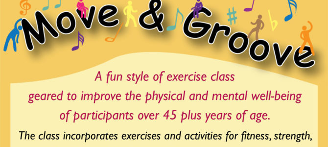 Move and Groove Classes Commencing in the Peel Region