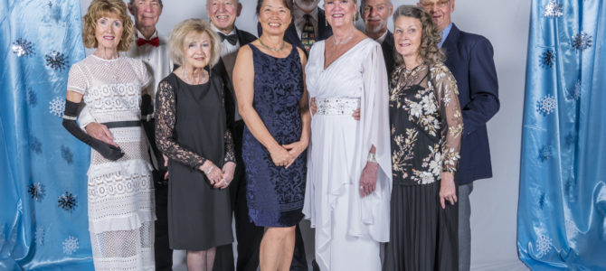 "SRCWA Annual Seniors Ball 2019 ""Winter Wonderland Ball"""