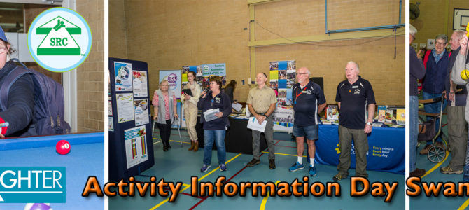LIVELIGHTER ACTIVITY INFORMATION DAY SWAN VIEW