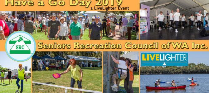 Have a Go Day 2019 a LiveLighter Event a Hot Hit!