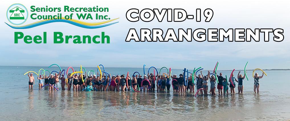 SRCWA Peel Branch COVID-19 Program Arrangements
