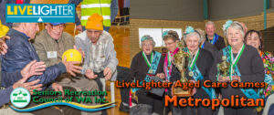 Metro Aged Care Games Seniors Compete