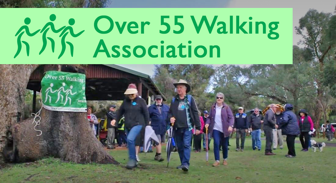 The Over 55 Walking Association