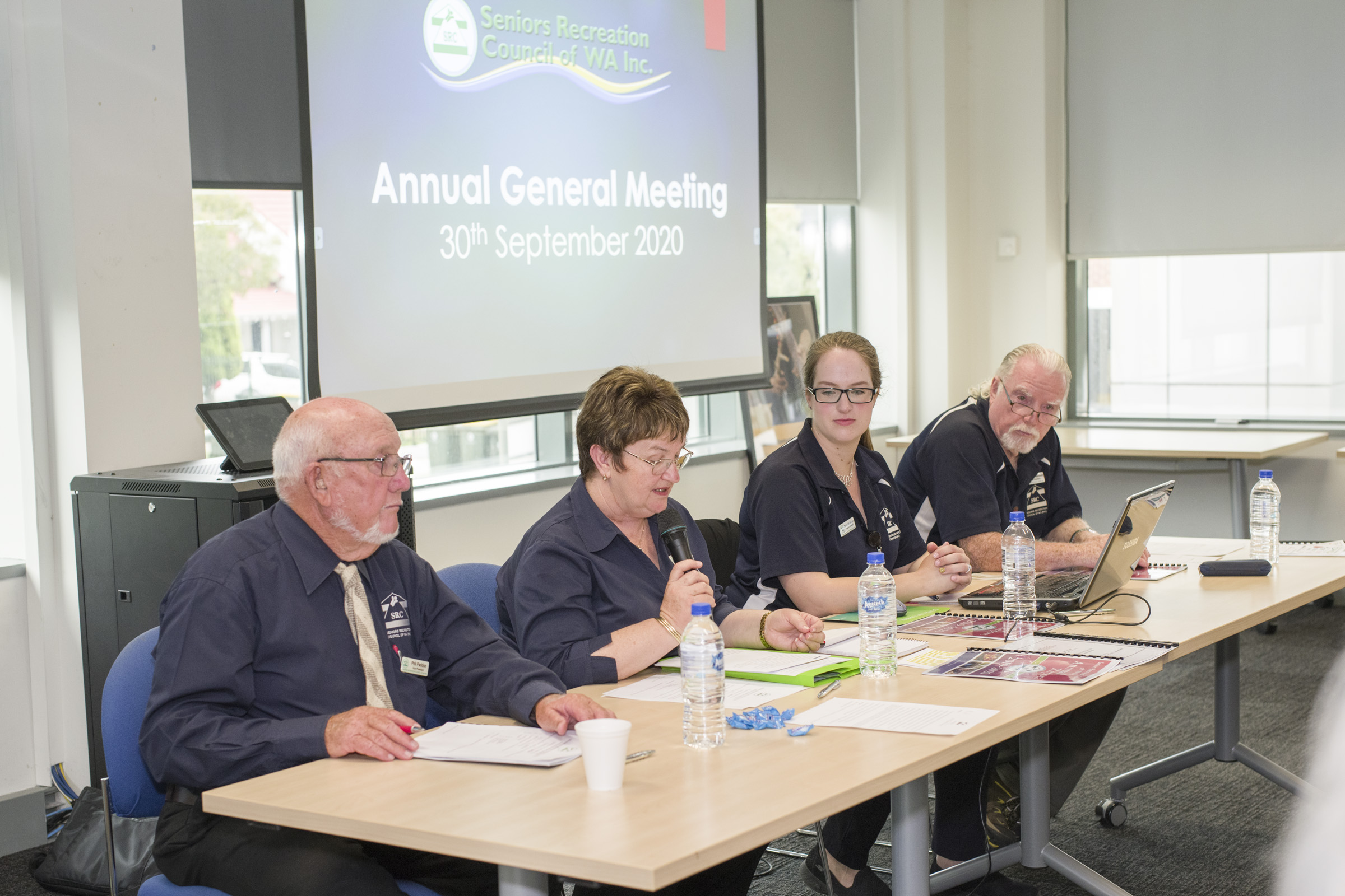 SRCWA Annual General Meeting 2020