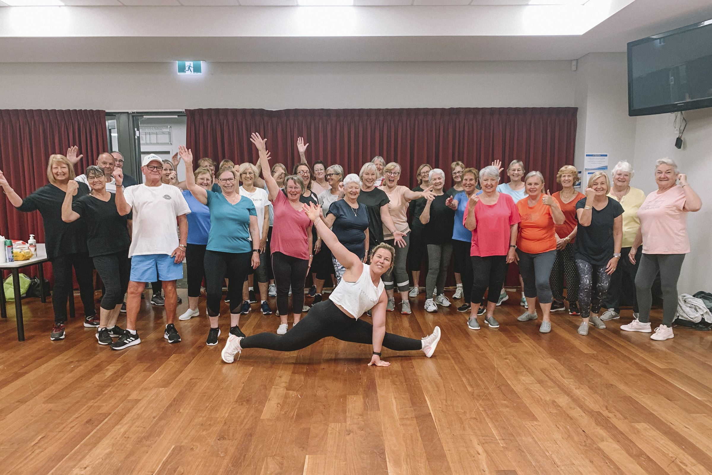 Fit & Flexi Exercise for Seniors in the Peel Region