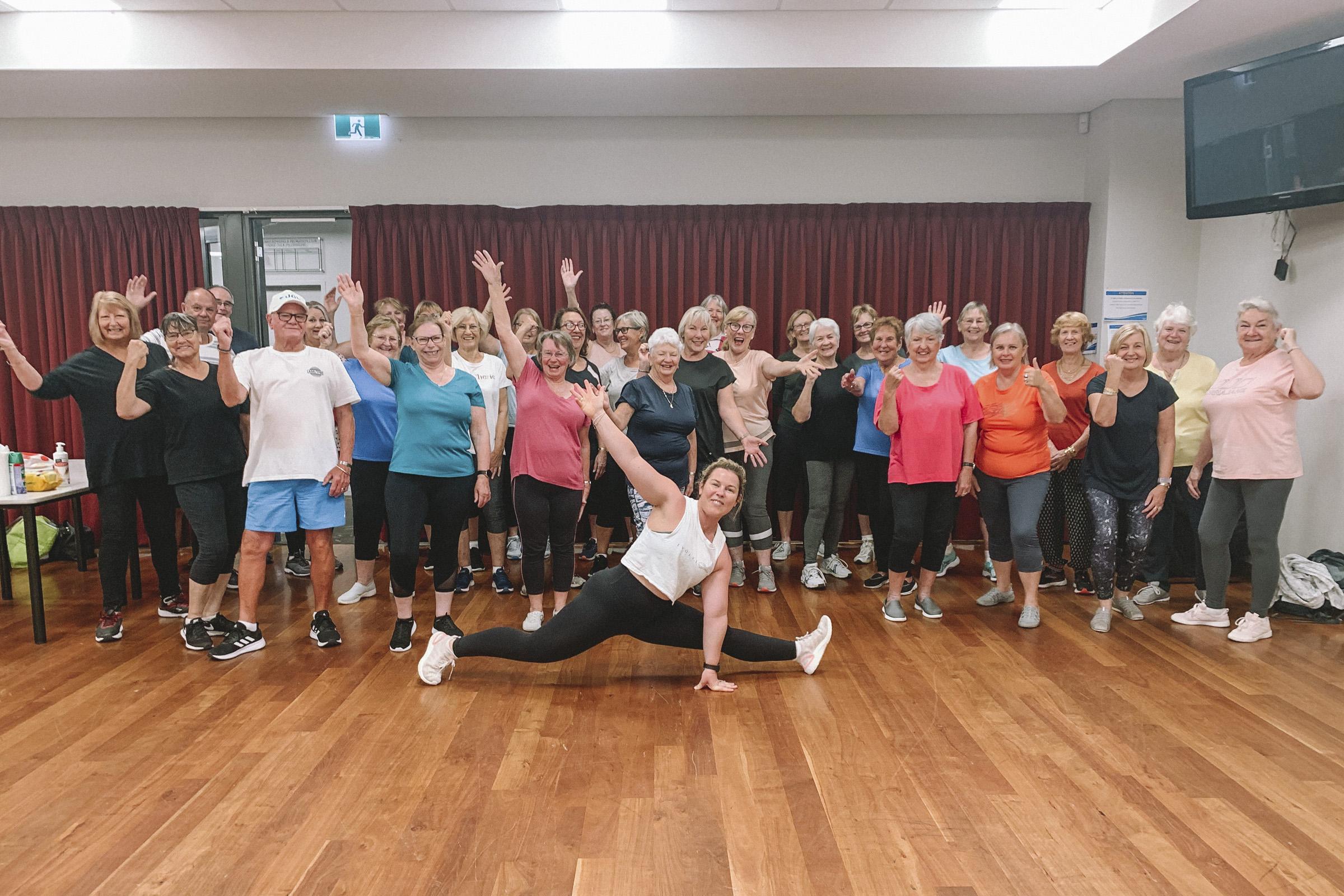 Fit & Flexi Exercise for Seniors in the Peel Region