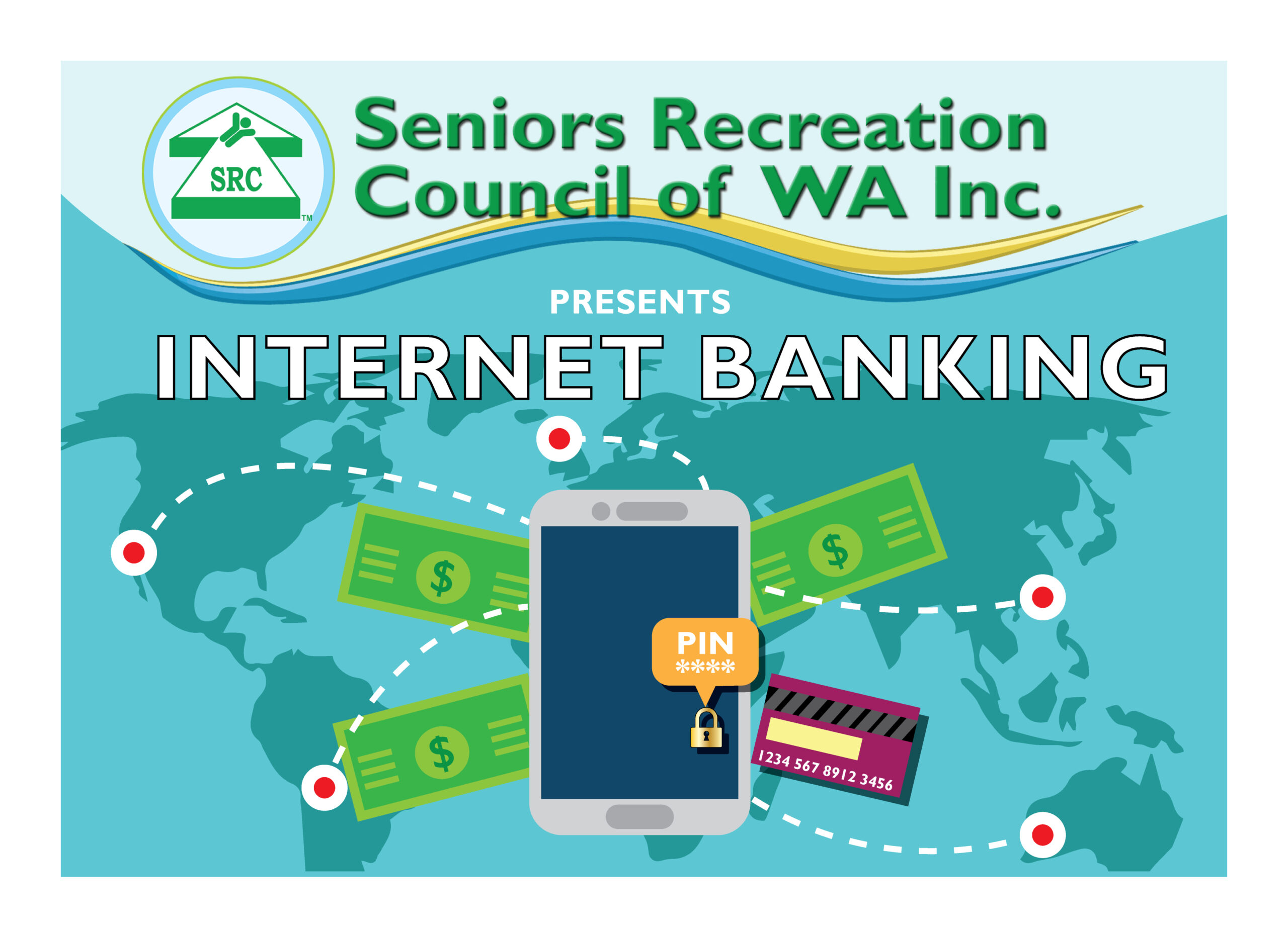 "Free Seniors Information Session ""Internet Banking"""