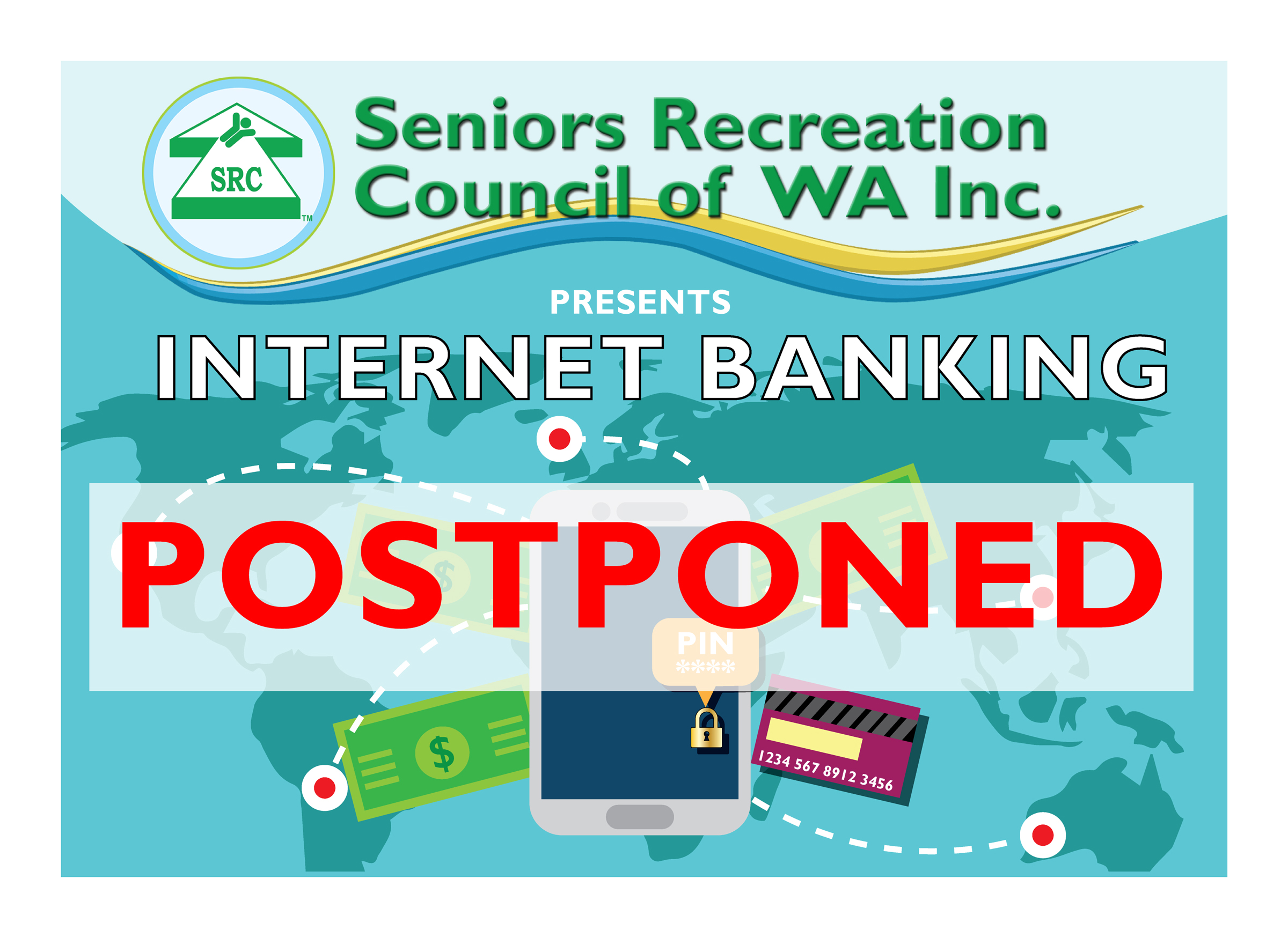 Internet Banking for Seniors Postponed