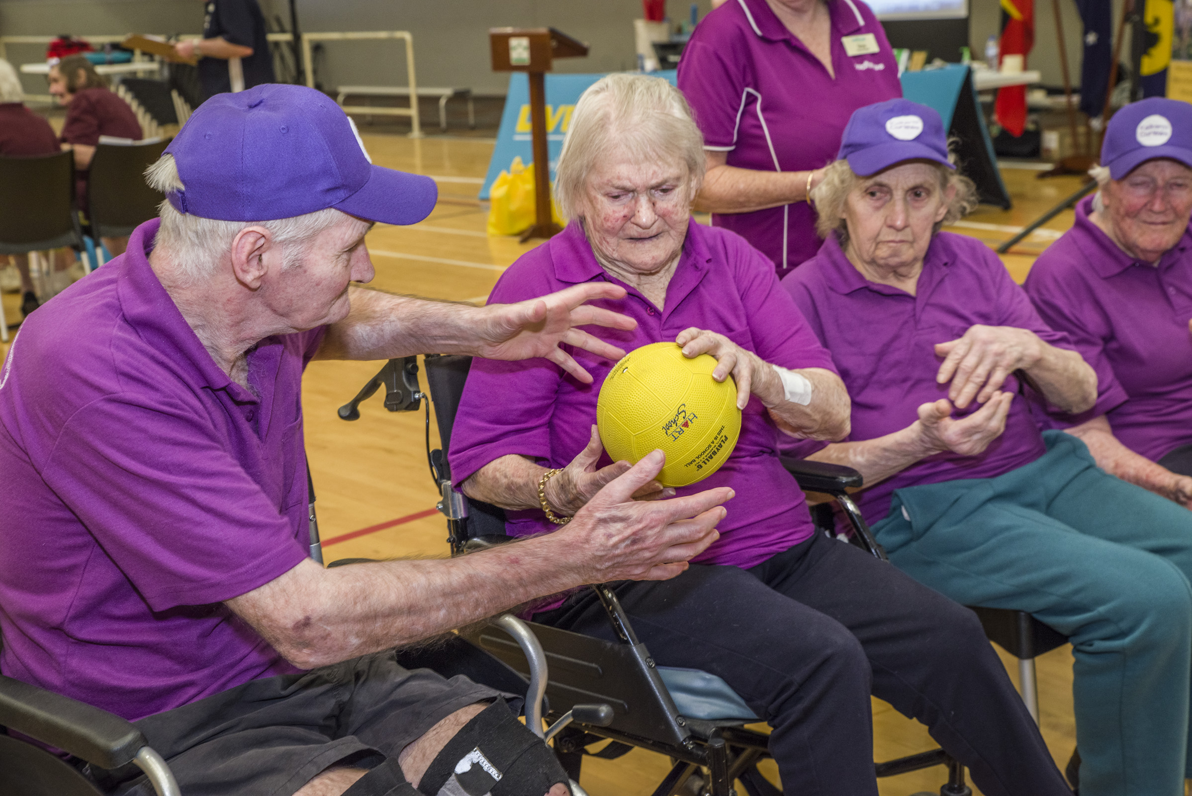 AVON LiveLighter Aged Care Games Rescheduled