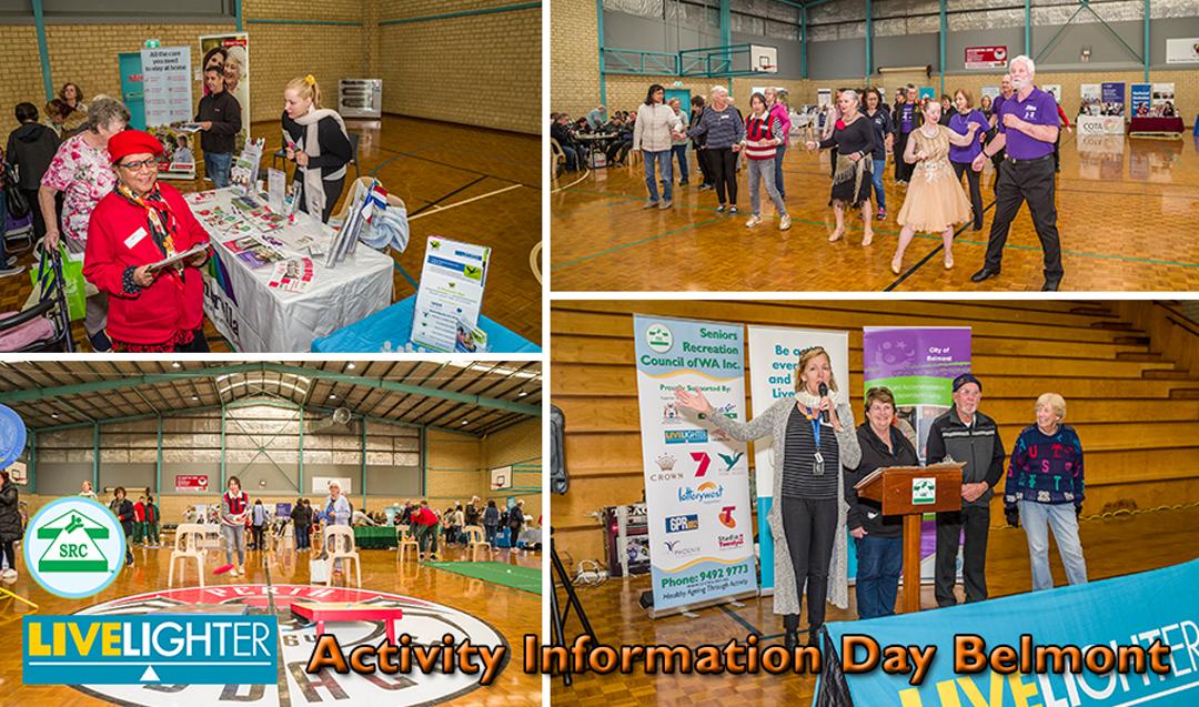 LiveLighter Seniors Activity/Information Day, Belmont