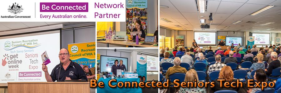 Get Online Week Seniors Tech Expo 2021