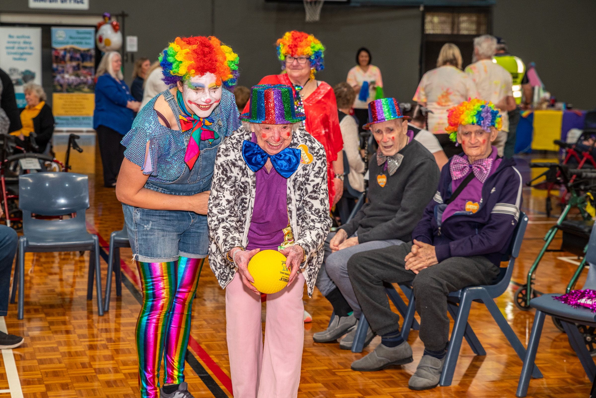 Peel LiveLighter Aged Care Games 2021 – Murray